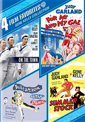 4 FILM FAVORITES:GENE KELLY COLLECTIO BY KELLY,GENE (DVD)