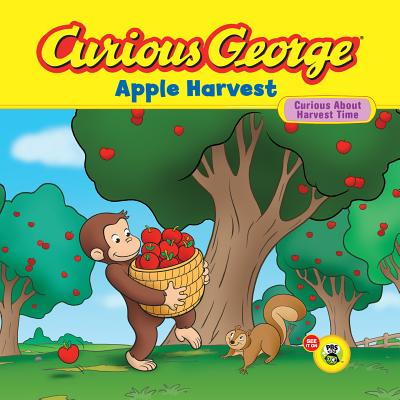 Curious George Apple Harvest By Rey, H. A.